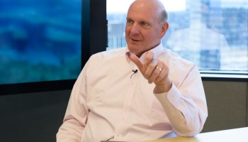 Steve Ballmer's USAFacts launches new Voter Center to arm Americans with data for midterms