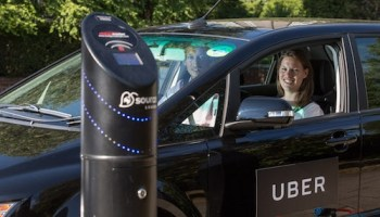 Uber launches first-in-the-U.S. electric vehicle program in Portland