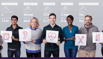 Alphabet's Verily recruiting 10,000 volunteers to share medical data for giant health study