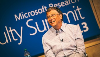 Bill Gates' stake in Microsoft dips below 2% with $4.6 billion stock gift