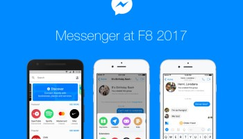Facebook aims to become 'Yellow Pages of messaging' with new Messenger updates