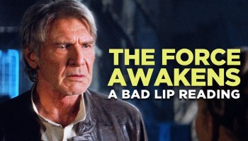 Video: Mark Hamill is a perfect Han Solo in new Bad Lip Reading of 'Star Wars: The Force Awakens'