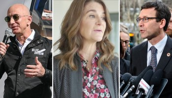 Melinda Gates, Jeff Bezos, and Bob Ferguson land on Time's '100 Most Influential People' list