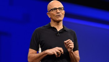 Microsoft's new corporate vision: artificial intelligence is in and mobile is out