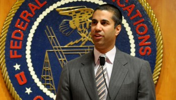 FCC Chairman Ajit Pai endorses SpaceX's plan for satellite broadband service
