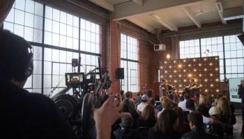 Inside a 'secret show,' Shins frontman James Mercer talks apps, musical inspiration and more