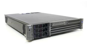 HP Integrity Itanium server