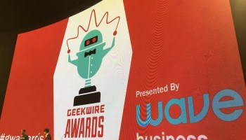 LIVE from the GeekWire Awards, our giant celebration of Pacific NW tech
