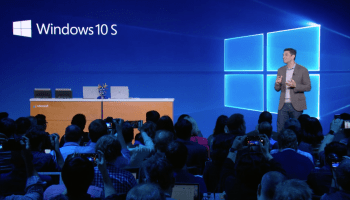 Microsoft introduces Windows 10 S, a streamlined version of operating system designed for classroom