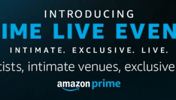 Amazon is organizing its own series of concerts in London, but just for Prime members