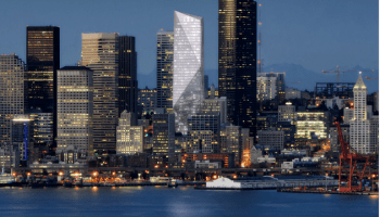 How F5 Networks emerged from behind the scenes to claim an iconic new Seattle skyscraper