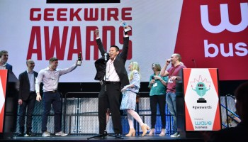 Revealed: Winners of the 2017 GeekWire Awards