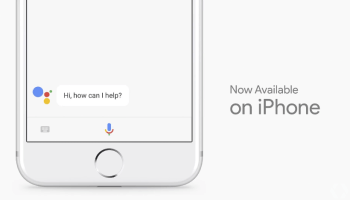 Google Assistant coming to iPhone, escalating competition with Siri, Alexa and Cortana