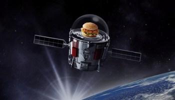 KFC sandwich