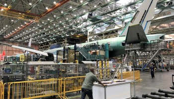 Boeing 777 production