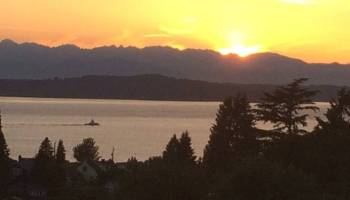 Sunset adds a Seattle spin to tonight's solstice and the scientific start of summer