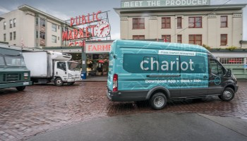 Chariot CEO says Ford-owned shuttle service will help alleviate Seattle's 'transit deserts'
