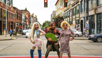 Uber is delivering on-demand drag shows for Seattle Pride