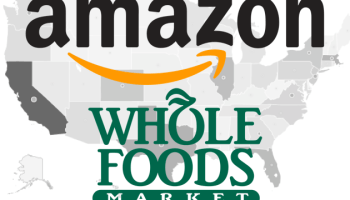 Geographic analysis: Amazon and Whole Foods footprints in U.S. are remarkably similar