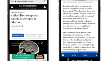 Jeff Bezos-owned Washington Post taps Amazon's Polly AI technology to read news articles