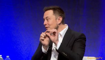 Elon Musk on how our cars will drive us – and how AI could threaten us – by 2037