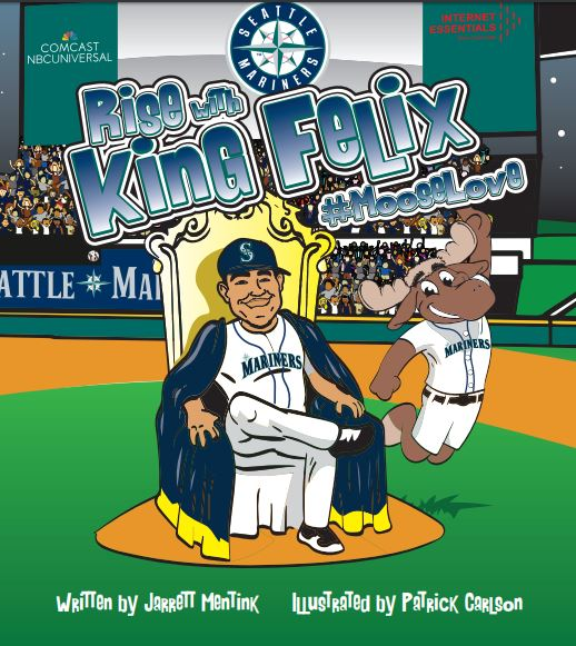 """Rise With King Felix #Mooselove"""