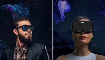 Startup Spotlight: VX makes augmented reality hardware that can fit in standard glasses