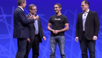 Now with VMware and Pivotal, the Cloud Native Computing Foundation is becoming the hub of enterprise tech