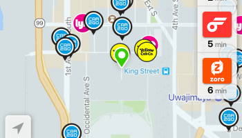 Migo launches transportation search engine app with Lyft and car2go payment integration
