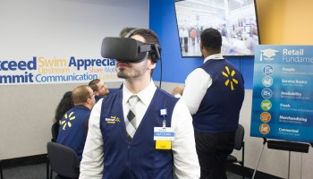 How STRIVR expanded its VR sports training platform to Walmart associates and NFL referees