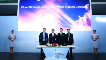 Huawei ups its bet on cloud computing with broader support for Microsoft apps