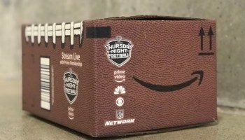 Behind-the-scenes with Amazon's NFL streaming tech; Google inks deal with NCAA; and more sports tech news