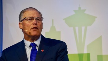 Full speed ahead: Gov. Inslee says he's on board for Seattle-B.C. high-speed rail study
