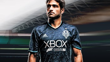 Photos: Sounders and Xbox unveil new jersey kits with Forza Motorsport 7 branding