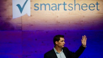 Smartsheet targets government agencies with new workplace software powered by AWS
