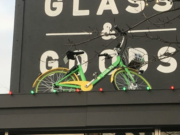 Photos Reveal Worst Parking Jobs For Bike Share Bicycles Geekwire