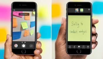 Microsoft Pix update uses AI to turn iPhone app into a document scanner