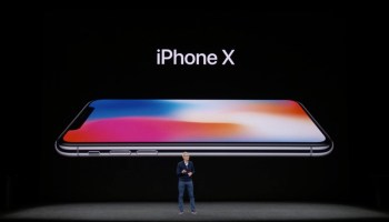 The spaceship has landed: Apple unveils new iPhone X, 10 years after iconic smartphone's launch
