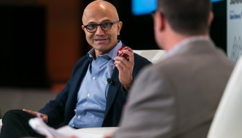 Microsoft CEO Satya Nadella on leadership lessons from cricket and team sports