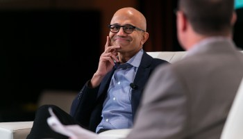 Here's the line of poetry Microsoft CEO Satya Nadella says best describes the future