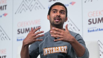 Instacart raises another $150M to double staff amid grocery delivery battle with Amazon
