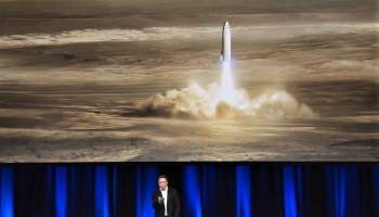 SpaceX's Elon Musk explains how his big rocket's short hops will lead to giant leaps
