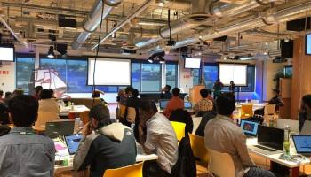 At Facebook hackathon, engineers combine Seattle data with machine learning to solve civic issues
