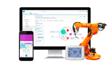 New Salesforce IoT Explorer Edition lets marketing automate campaigns generated by IoT data