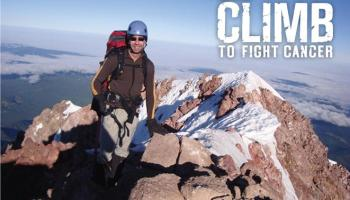 Biotech journalist Luke Timmerman to climb Mount Everest to raise $175k for cancer research