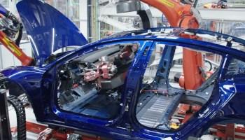 Tesla assembly