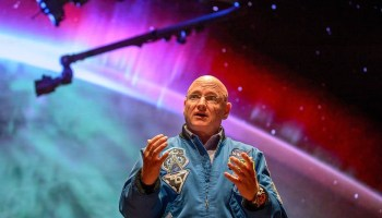 Get a double dose of 'Year in Space' lore from astronaut (and author) Scott Kelly