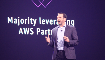Amazon Web Services previews a new partner program alongside new services and competencies