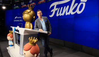 Funko stock soars as pop culture toy maker crushes Wall Street expectations to cap rebound year