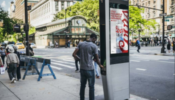 NY startup Intersection wants to retrofit Seattle bus stops with WiFi kiosks that serve up ads